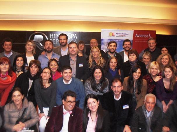 Agentes de viajes de Argentina interesados en el destino República Dominicana
