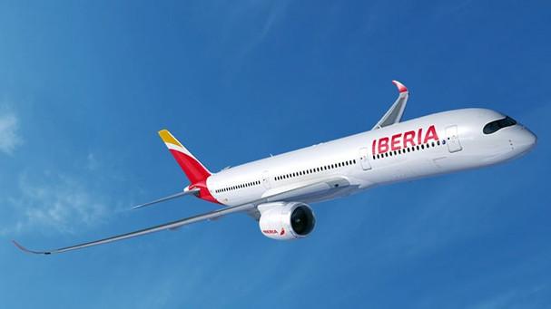 Iberia lanza una promoción con vuelos desde 29 euros hasta el 25 de enero