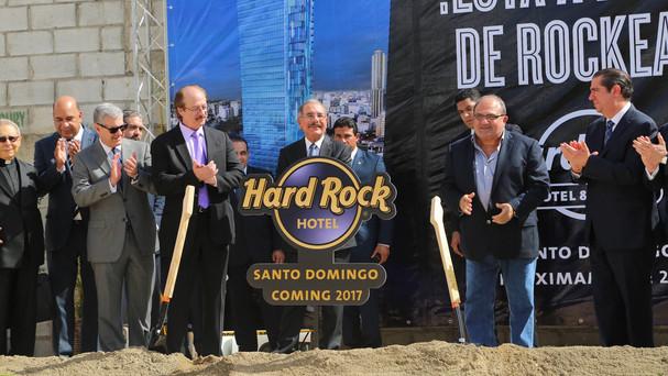 Hard Rock Hotel Santo Domingo será el más alto del Caribe y abrirá sus puertas en 2017