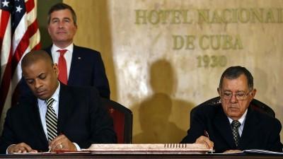 Cuba y Estados Unidos acuerdan 110 vuelos diarios entre ambos países