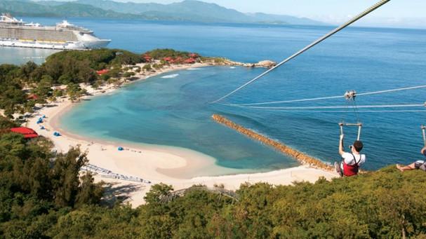 Royal Caribbean cancela cruceros a Haití