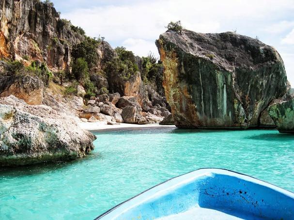 ¡Bahía de las Águilas calificada como la playa más Cristalina del Mundo!