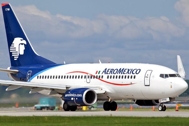 Aeroméxico anuncia reiniciará vuelos directos entre México y Santo Domingo