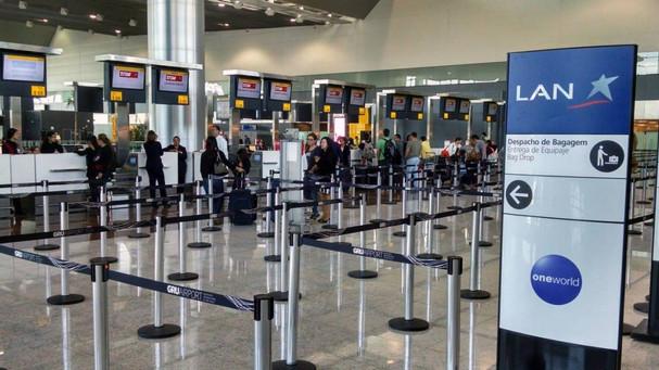 ¡Aeropuertos de Sao Paulo y México, los mejores de Latinoamérica!