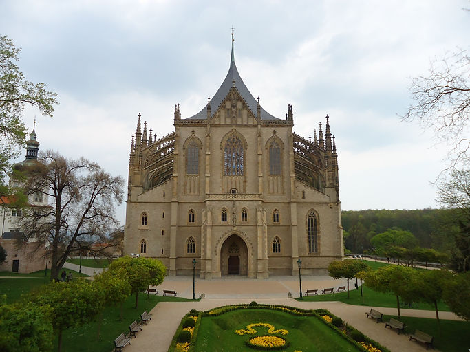 St Barbara's cathedral