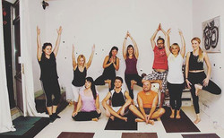 Repost to show the full picture of this amazing yoga studio and again Yay such an honor to teach in