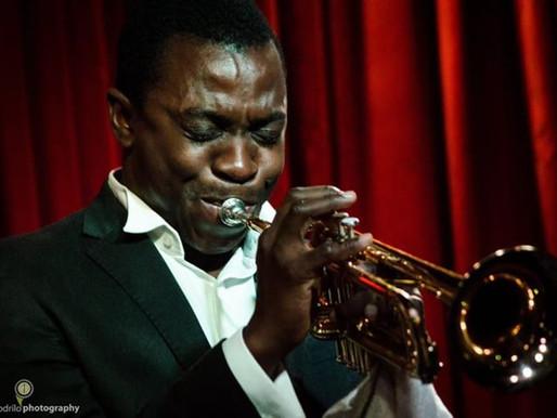 El jazz haitiano-mexicano de Olson Joseph