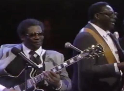 B.B King y sus amigos, en vivo