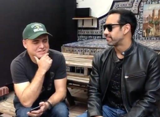 Entrevista al baterista Antonio Sánchez