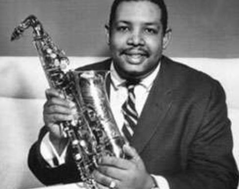 Los grandes Saxofones del Jazz
