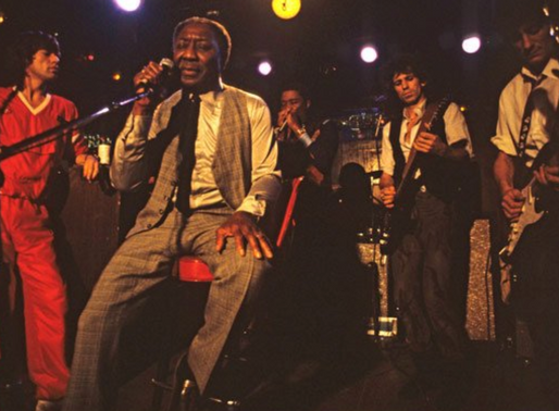 Celebrando el blues con Muddy Waters y los Rolling Stones