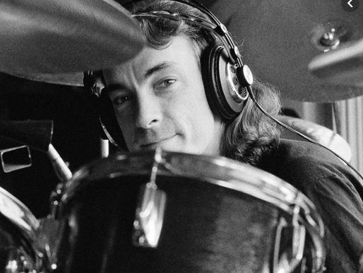 Neil Pert, el jazzista