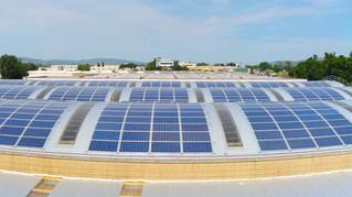 Impianto fotovoltaico copertura industriale 216 kWp \ Pesaro (PU)