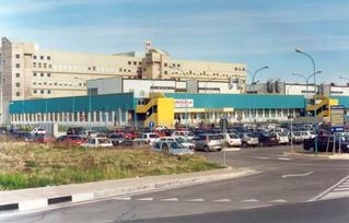 "Audit energetico ""Ospedale San Timoteo"" Termoli \ Italia"