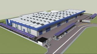 """Progettazione integrata MEP nuovo insediamento """"Industrie Aeronautiche GSE SpA"""" Grottaglie \ Italia"""