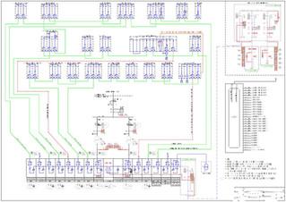 Riqualificazione impianto elettrico stabilimento industriale MT/AT   \ Biandronno (VA)