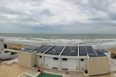 Impianto fotovoltaico 40kWp \ Termoli