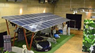 Tan Tien, la pensilina fotovoltaica