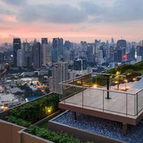 Rooftop Garden: พื้นที่สีเขียวเพื่อการพักผ่อนท่ามกลางความร่มรื่น และอากาศดีๆ