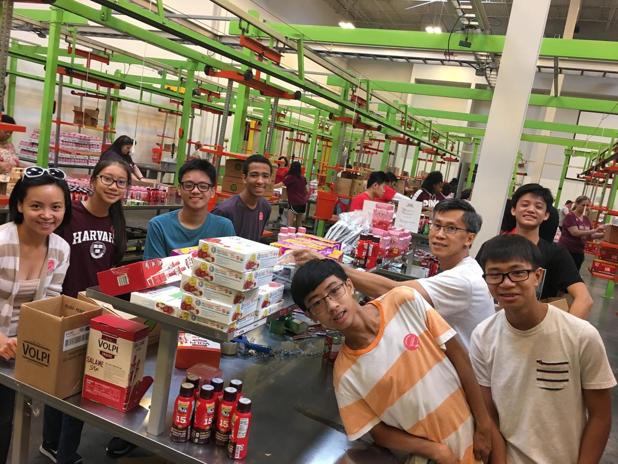 Food Bank Helpers