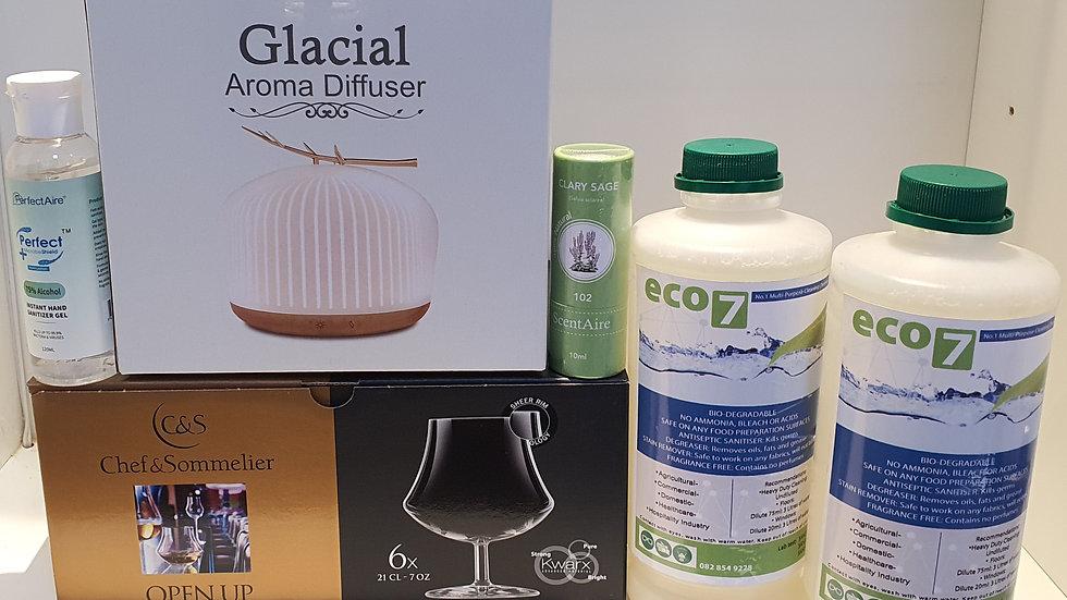 Glacial Aroma Diffuser- VB15