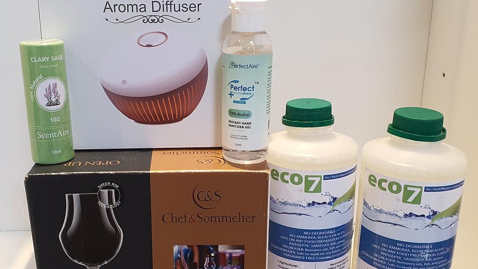 Artic Aroma Diffuser - VB12