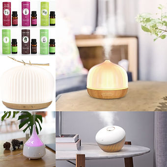 Aroma Diffuser Promotion