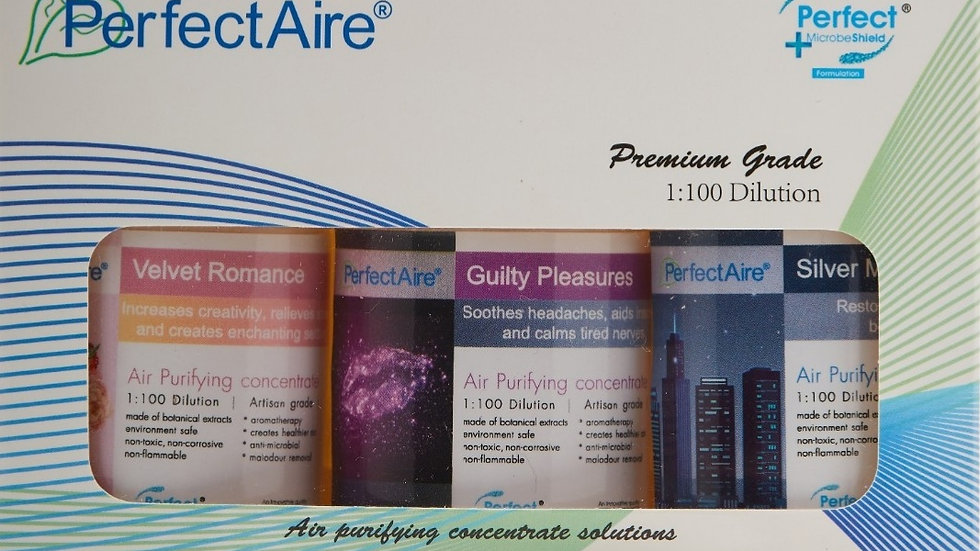 Air Purifier - Triple Packs (3x40ml)