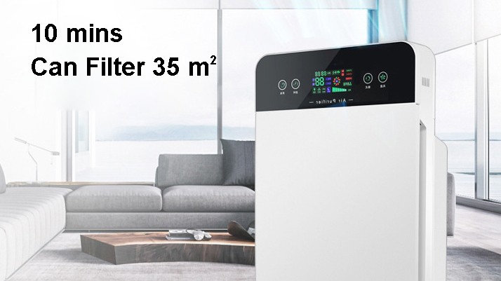 HEPA Filter - Air Purifier