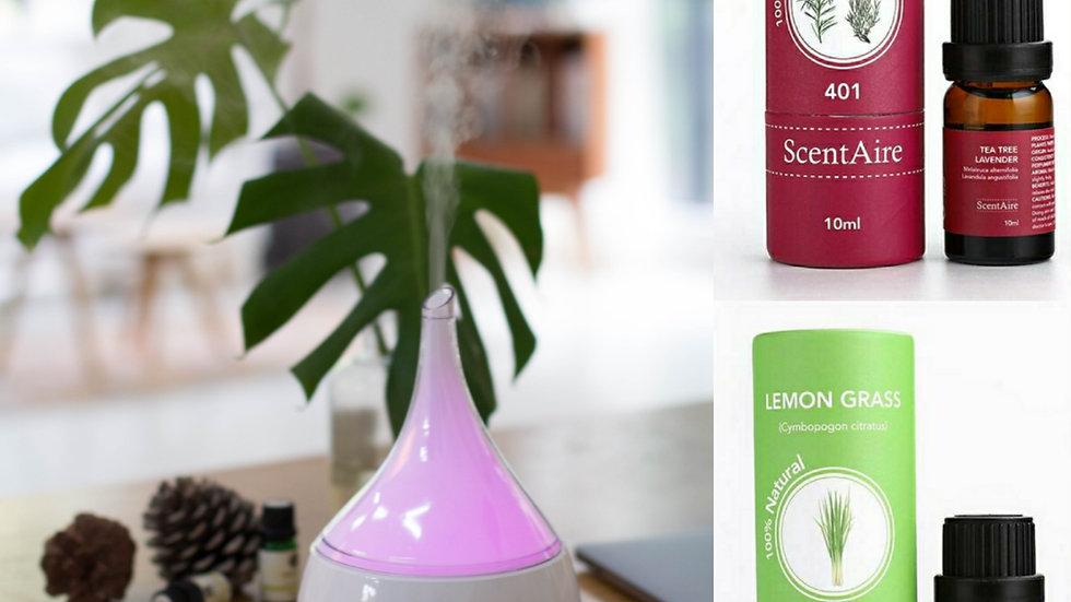 OctFest - Iceberg Aroma Diffuser Bundle