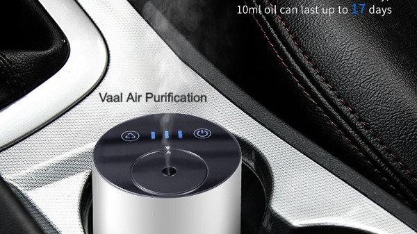 ScentAire Micro Aroma Diffuser + Sikinder Essential Oil