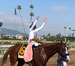 Justify wins the Santa Anita Derby and becomes the Kentucky Derby favorite