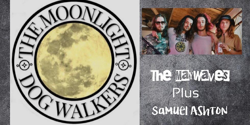 The Moonlight Dog Walkers + The Maywaves + Samuel Ashton