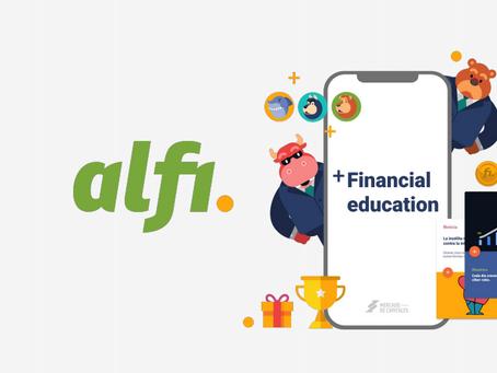 Alfi: el juego de finanzas personales capaz de convertirte en un experto