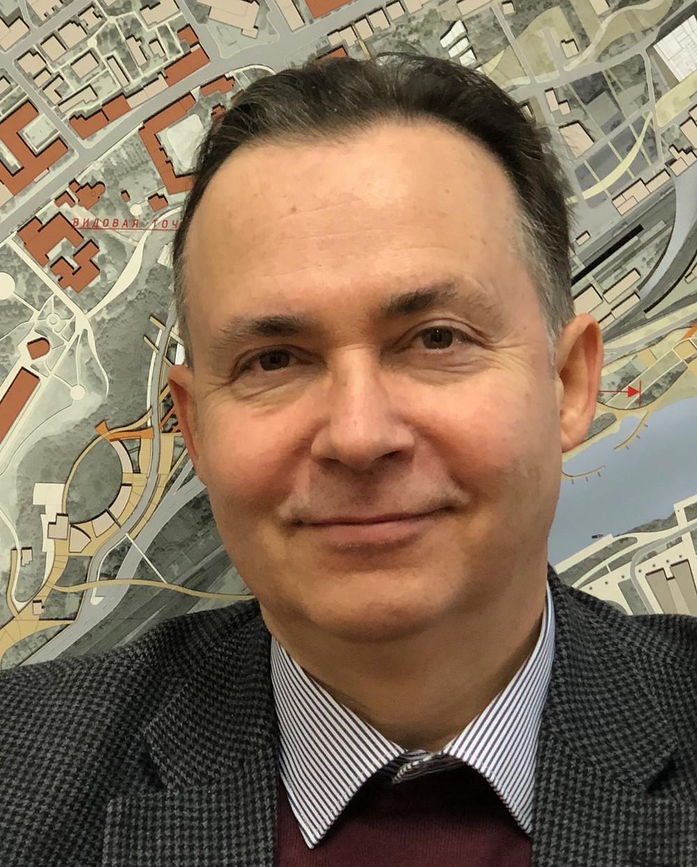 профессор Крашенинников А.В.