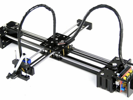 LY Drawbot, a $70 pen plotter
