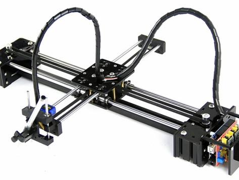 LY Drawbot, a $70 pen plotter