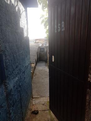 Acesso portão