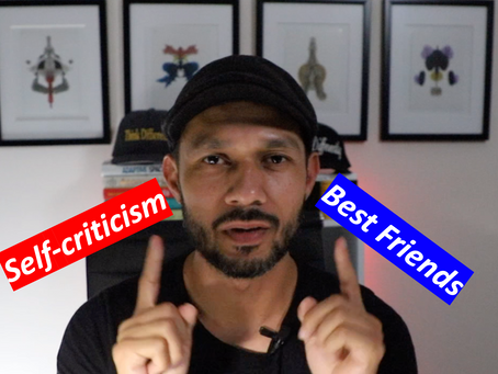 Self-criticism and Best Friends