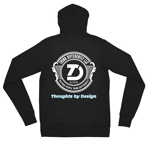 Thoughts x Design Hoodie