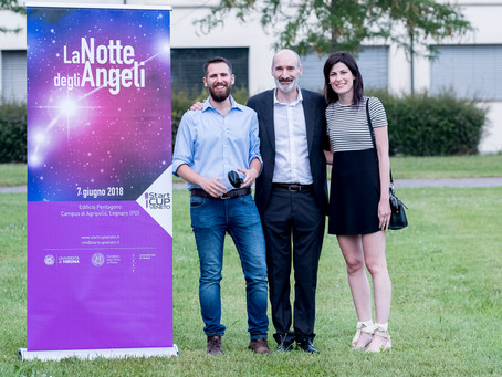 Claudio Manca joins SENSEDAT as Business Angel