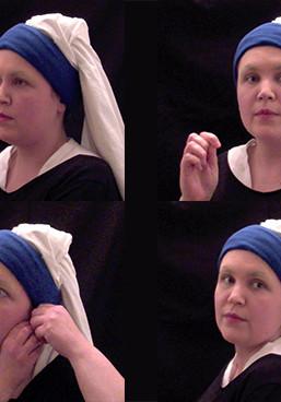 Katja Köditz - the Girl with the Pearl...