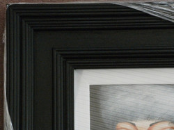 framed original art painting