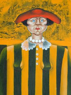 funny painting by elena kourenkova