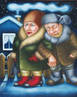elena kourenkova art painting