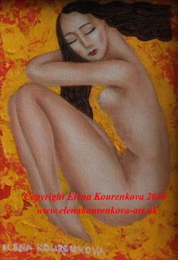Original Artwork by Elena Kourenkova