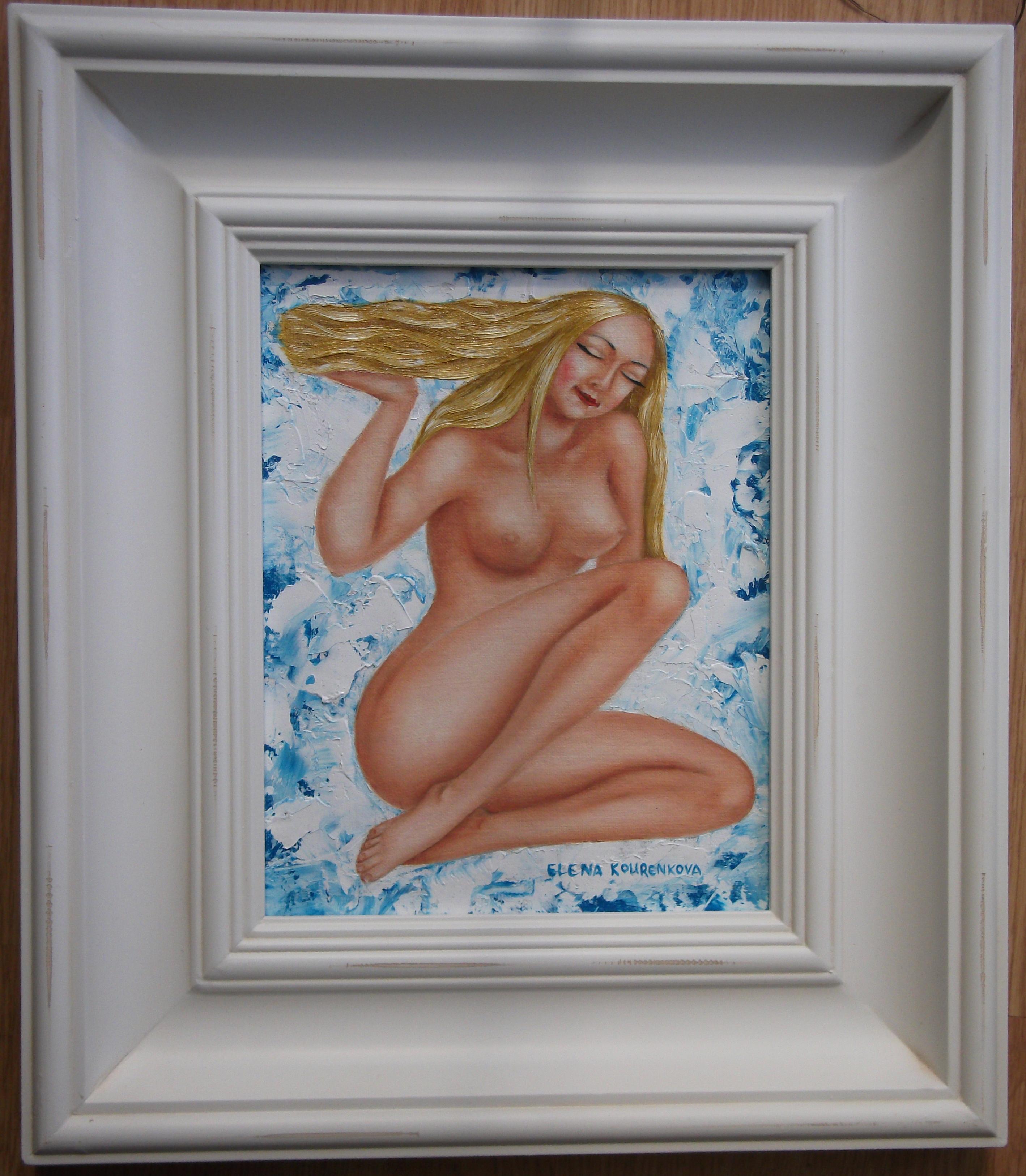 elena kourenkova framed art