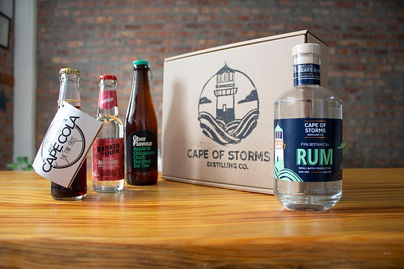 Fyn Botanical Rum - Mixed Home Tasting Kit