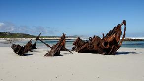 M.V. Nolloth Shipwreck