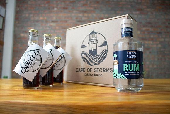 Fyn Botanical Rum - Cape Cola Home Tasting Kit